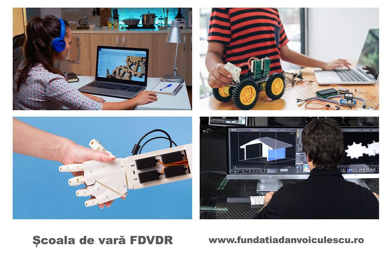 Tabăra Tehnologiile Viitorului