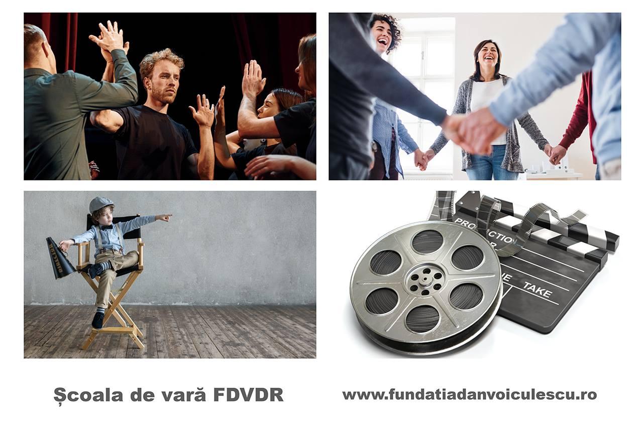 Tabără de Teatru și Film
